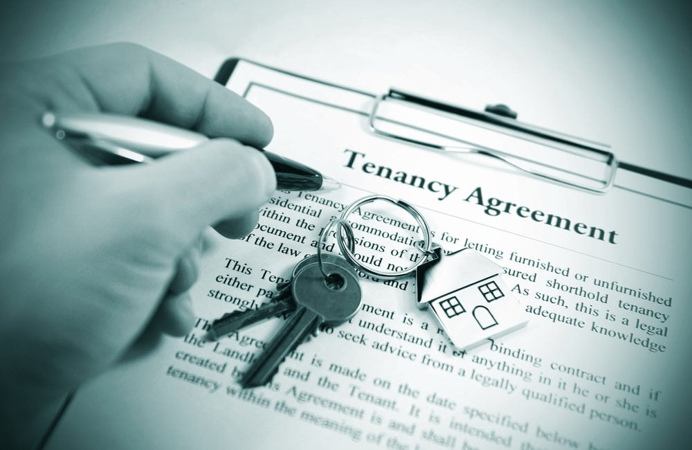 tenant sue landlord for injury